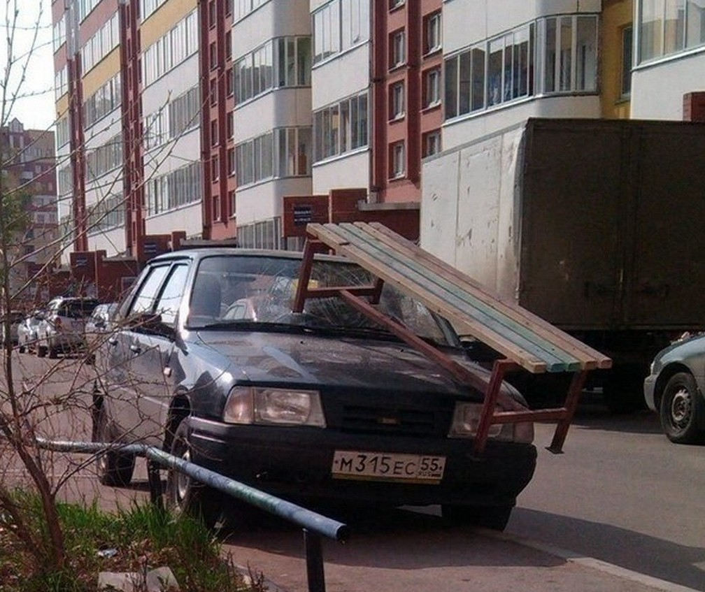 Месть авто